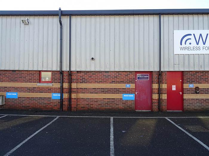 Unit F1 Inspire Business Park  Carrowreagh Road