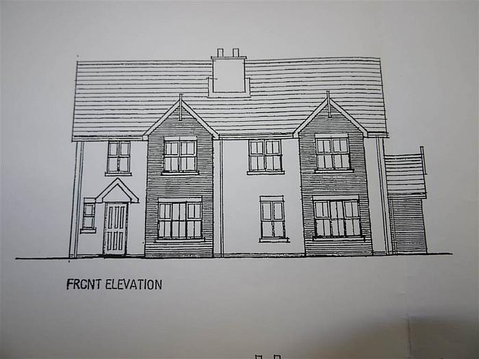 Development Opportunity FPP For Two Semi-Detached Villa's, Seahaven Drive, Portavogie
