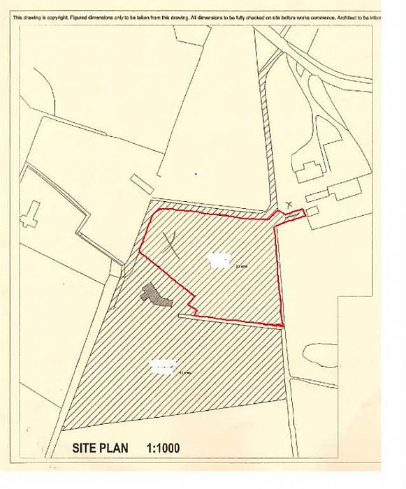 2.3 Acres of agricultural lands @  Glastry Road, Kircubbin