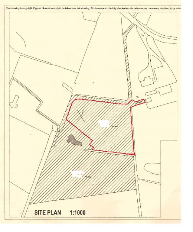 2.3 Acres of agricultural lands @  Glastry Road
