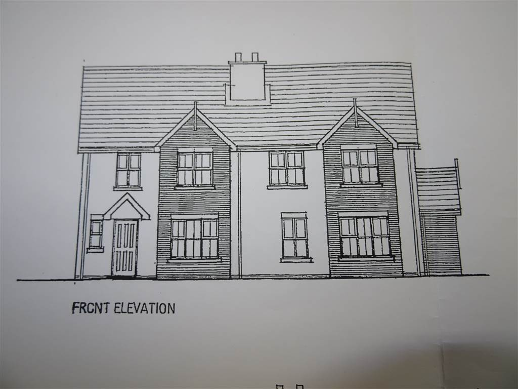 Development Opportunity FPP For Two Semi-Detached Villa's, Seahaven Drive